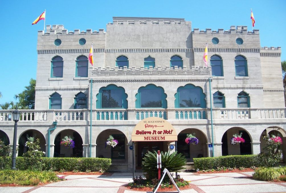 St. Augustine Attraction Deals