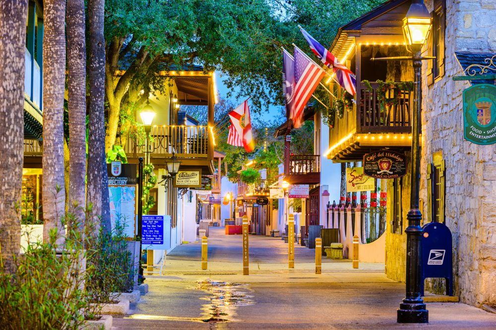 St. Augustine hotel and attraction deals