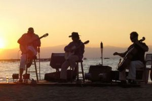 Music by the Sea: concerts for free